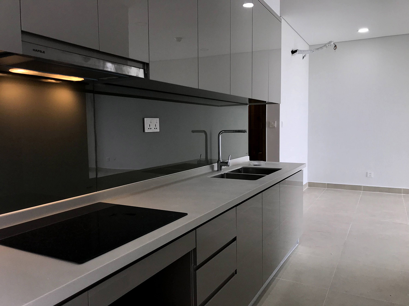 Tiến độ xây dựng dự án căn hộ Sky89 Quận 7 tháng 06.2021