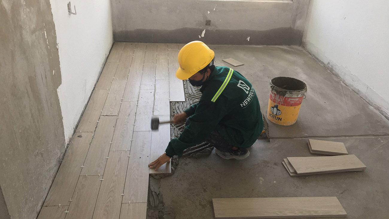 Tiến độ xây dựng dự án căn hộ The Sóng Vũng Tàu tháng 07/2021