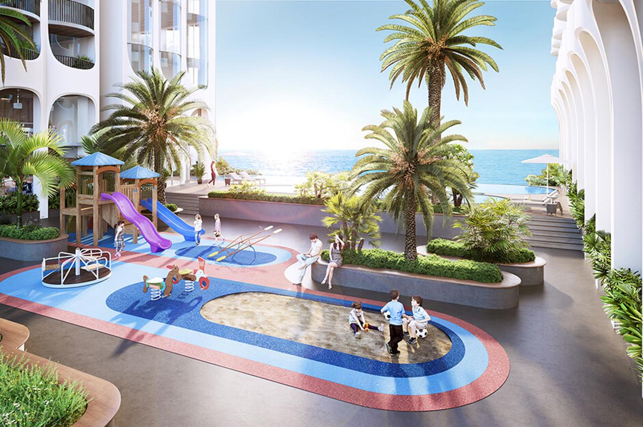 Tiện ích dự án căn hộ chung cư Asiana Đà Nẵng chủ đầu tư Gotec Land