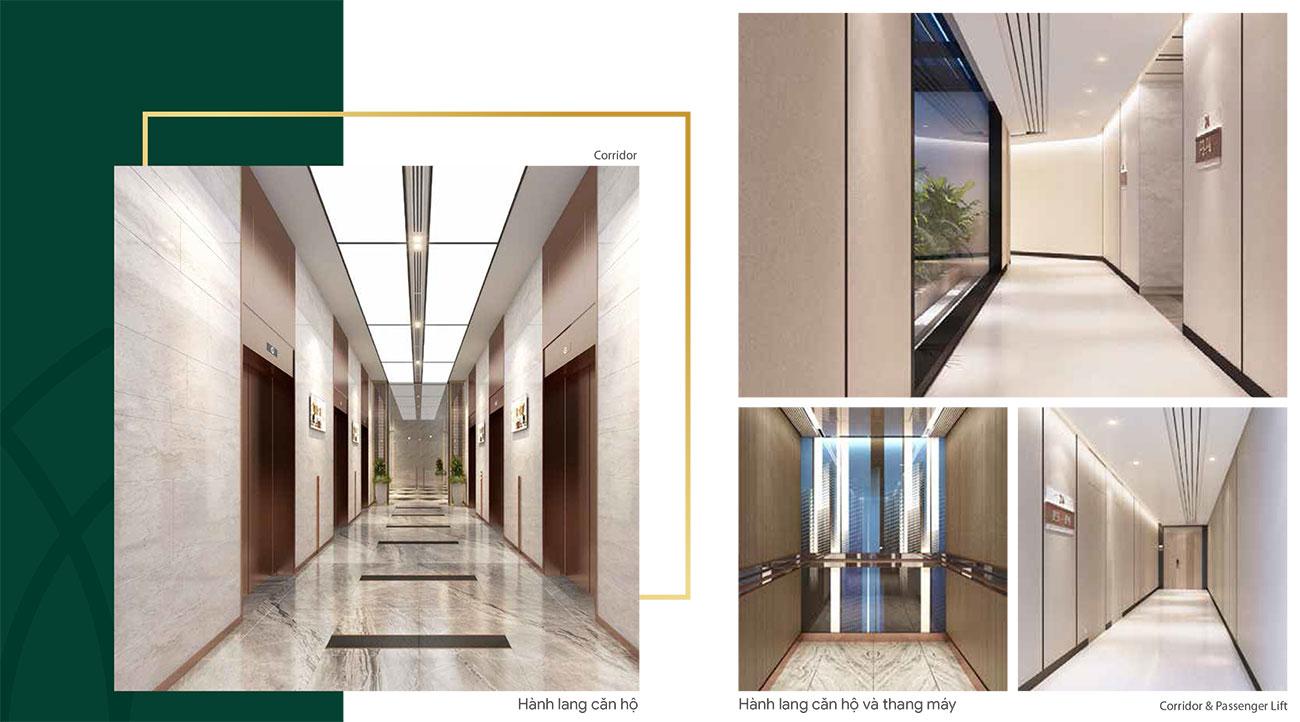 Tiện ích dự án căn hộ chung cư Thảo Điền Green Quận 2 đường Nguyễn Văn Hưởng